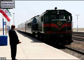 قطارهای قم به مشهد ضریب اشغال 98 درصدی دارد