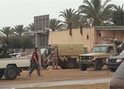 درگیری گروه های لیبیایی سفارت آمریکا در طرابلس را به آتش کشید