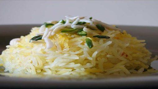 طرز تهیه شکر پلو شیرازی