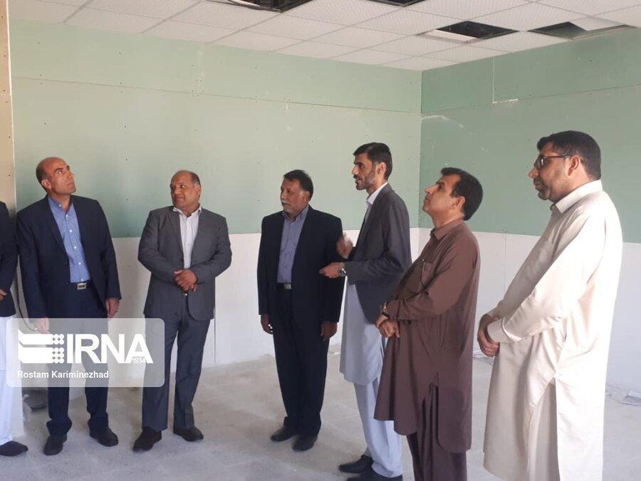 شروع ساخت چهار مدرسه در چابهار