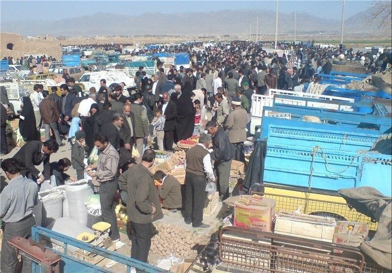 خبرنگاران کرونا ویروس فعالیت دستفروشان را در زنجان تعطیل کرد