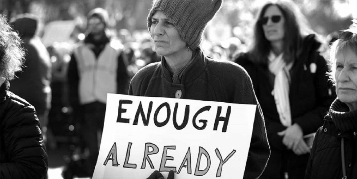 جمع بندی انتها سال گالوپ؛افزایش میزان استرس و خشم عمومی در آمریکا، رکوردزنی در مهاجرت